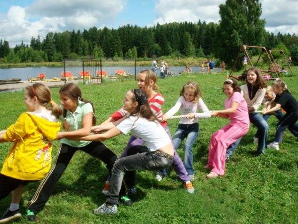 игровая программа на знакомство в лагере для детей