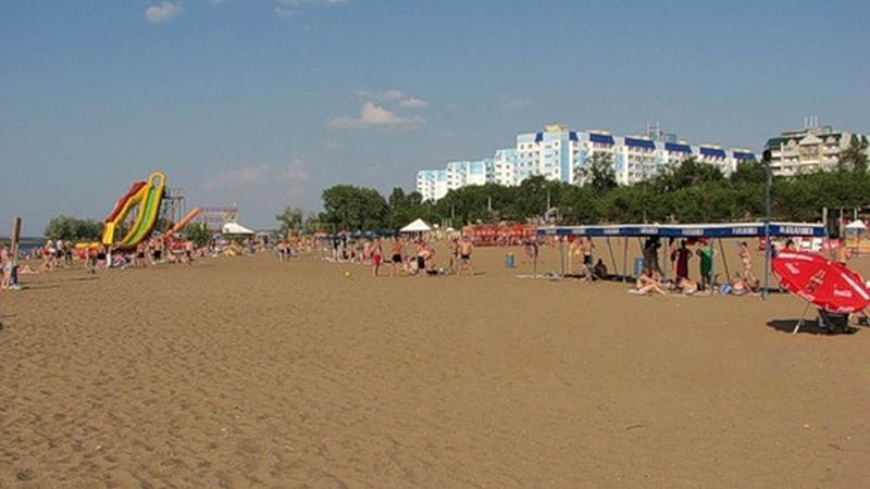 Энгельсский пляж - Энгельс 88